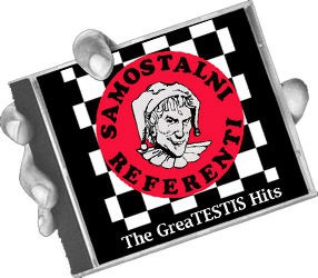 "Samostalni Referenti - ""The GreaTESTIS Hits"""""