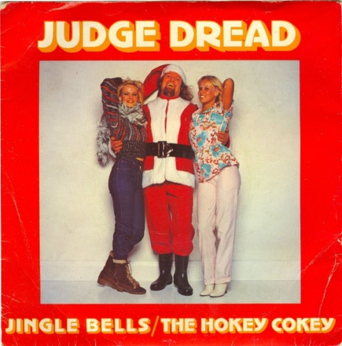 "Judge Dread - ""The Hokey Cokey / Jingle Bells"""