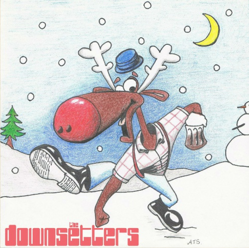 "The Downsetters - ""Rudolph Was a Rude Boy"""