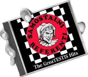 "Samostalni Referenti - ""The GreaTESTIS Hits"""""