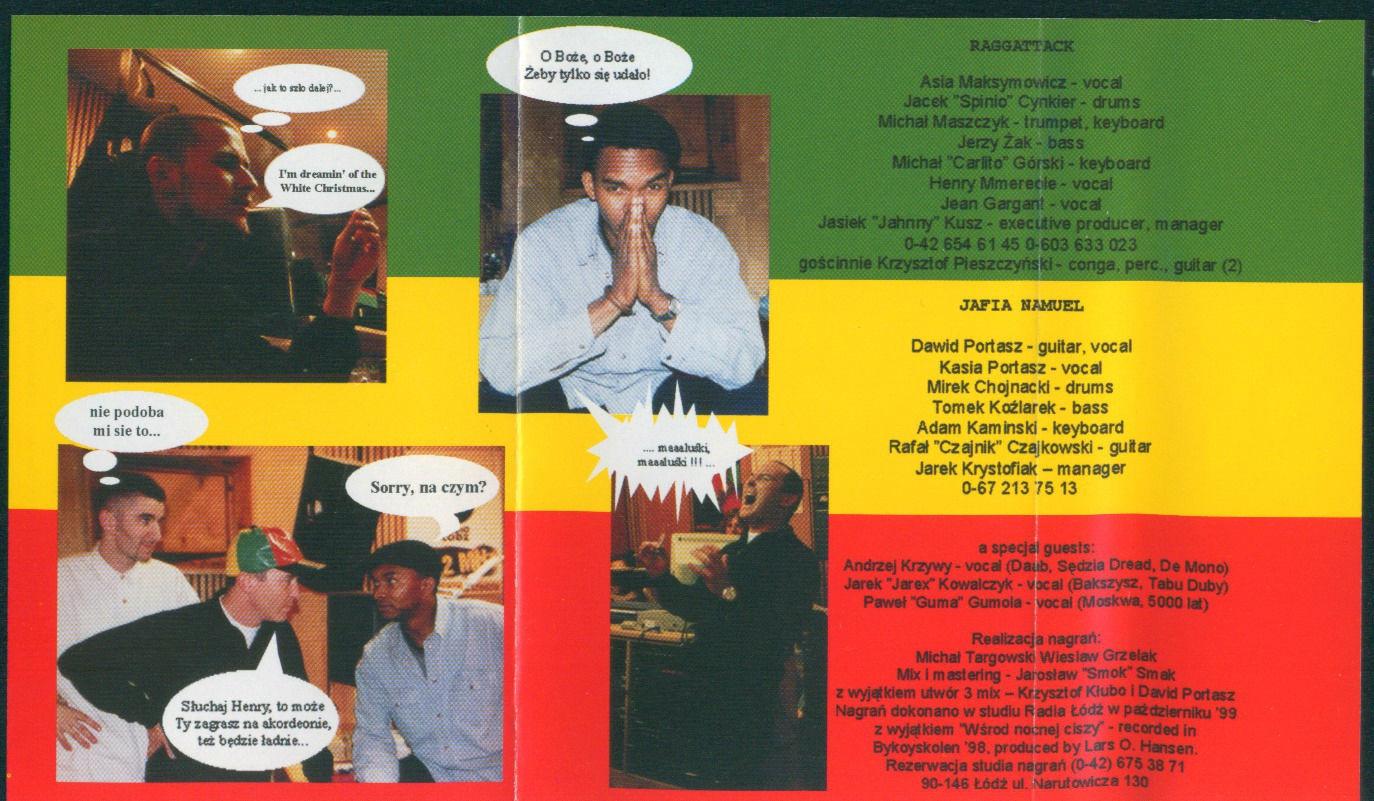 """""""...reggae'owych świąt"""""""