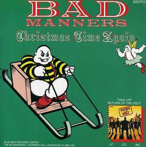 "Bad Manners - ""Christmas Time Again"""