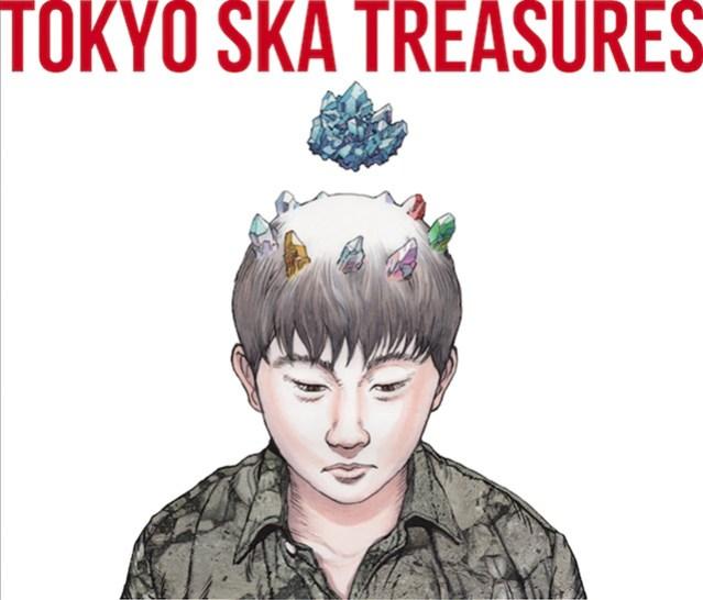 Cover of Tokyo Ska Paradise Orchestra album Tokyo Ska Treasures