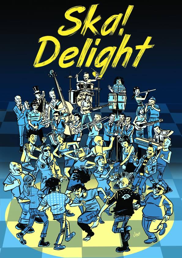 Ska Delight - okładka