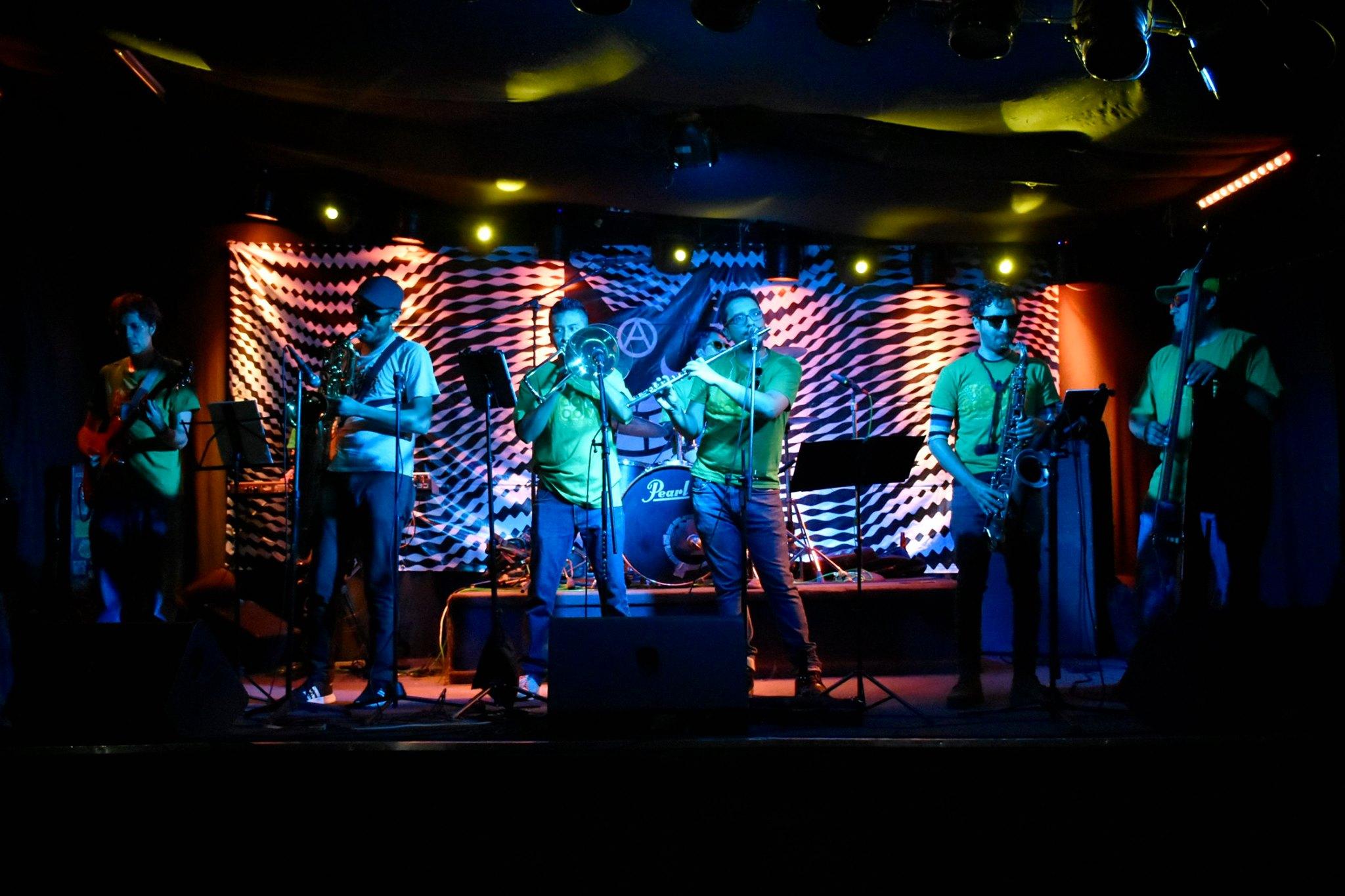Taapa Groove - koncert
