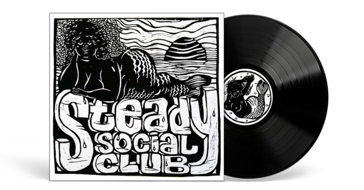 "Steady Social Club ""Take One"" - okładka winyla"