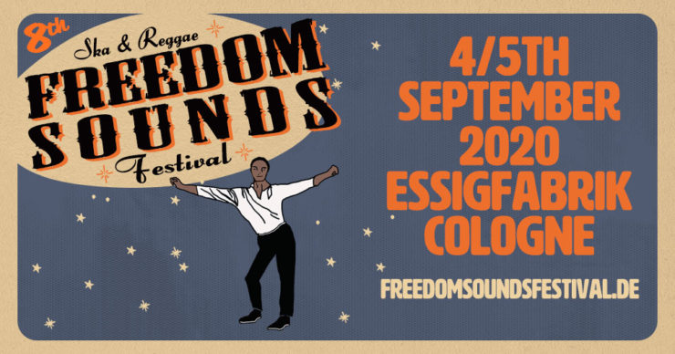 Freedom Sounds Festival in September baner