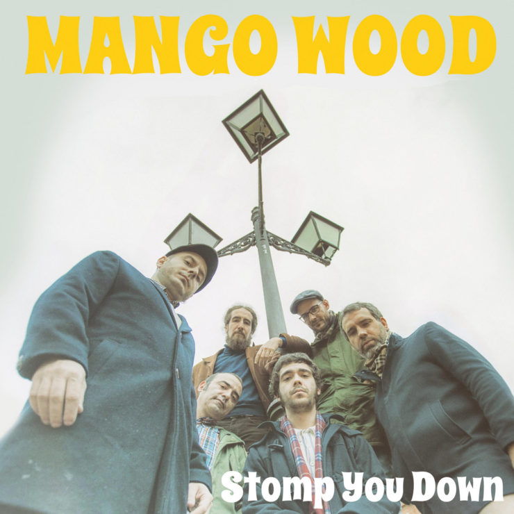 Mango Wood – Stomp You Down - okładka